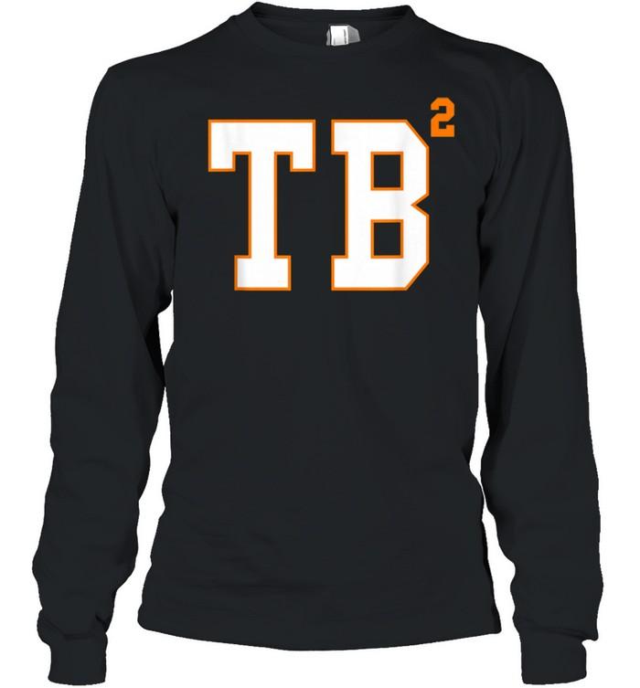 TB Squared TB2 shirt Long Sleeved T-shirt