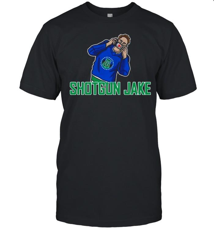 Shotgun Jake Tee shirt