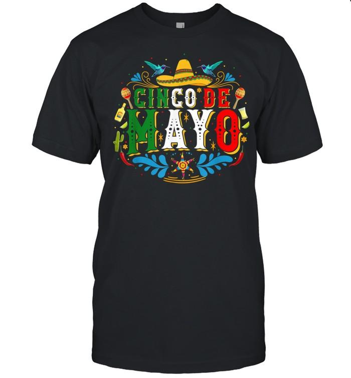 Fiesta Cinco De Mayo Shirt