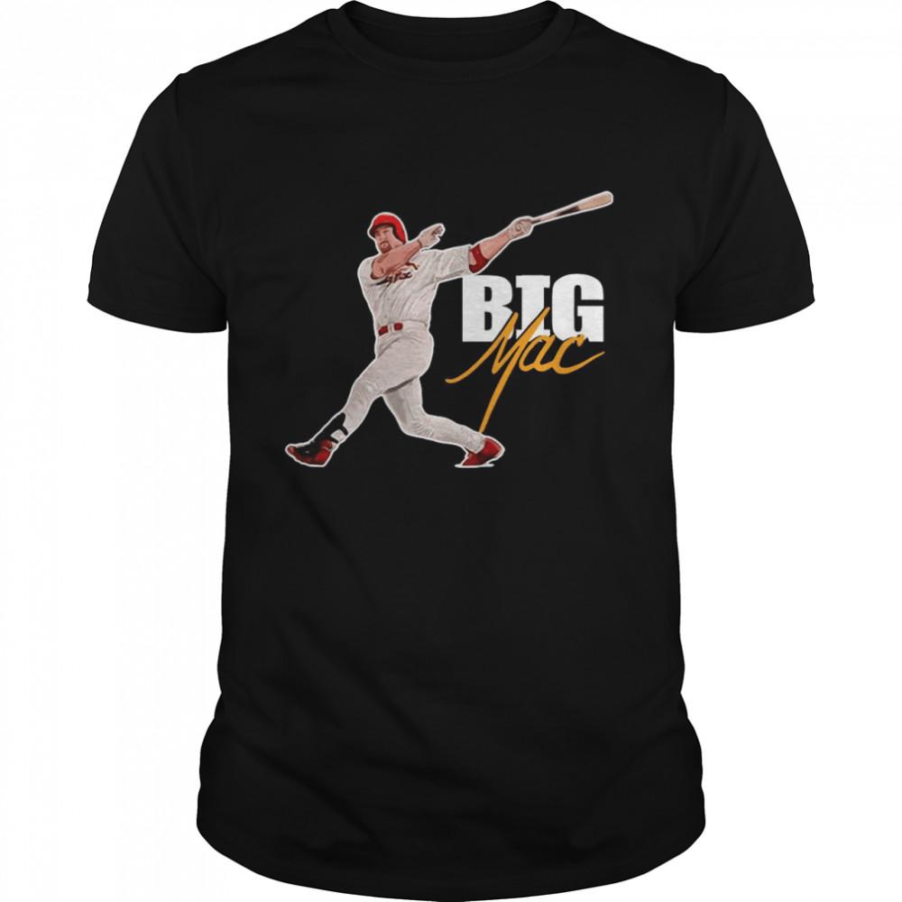 Starting 9 Legends Big Mac shirt