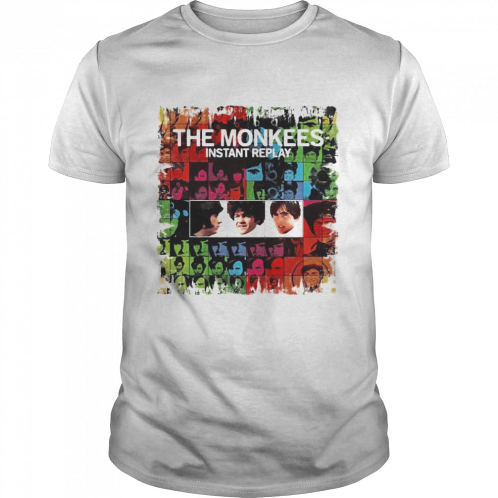 The Monkess Vintage Shirt