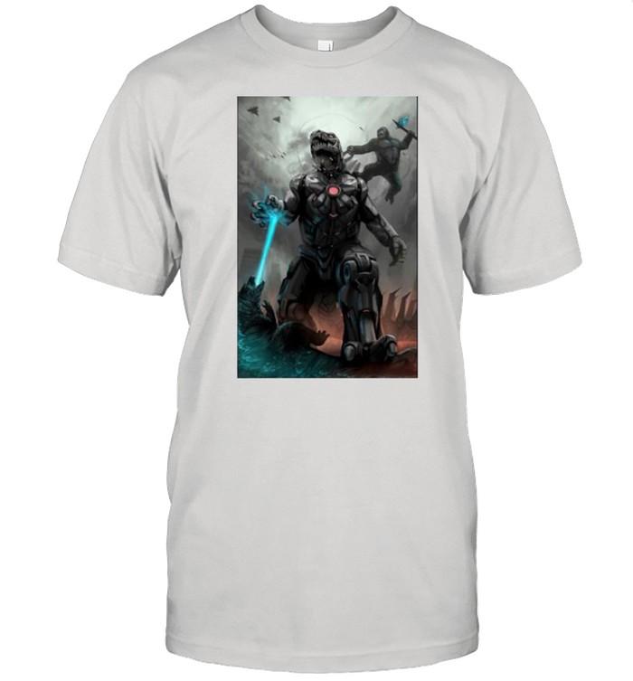 The Monster King Kong Shirt