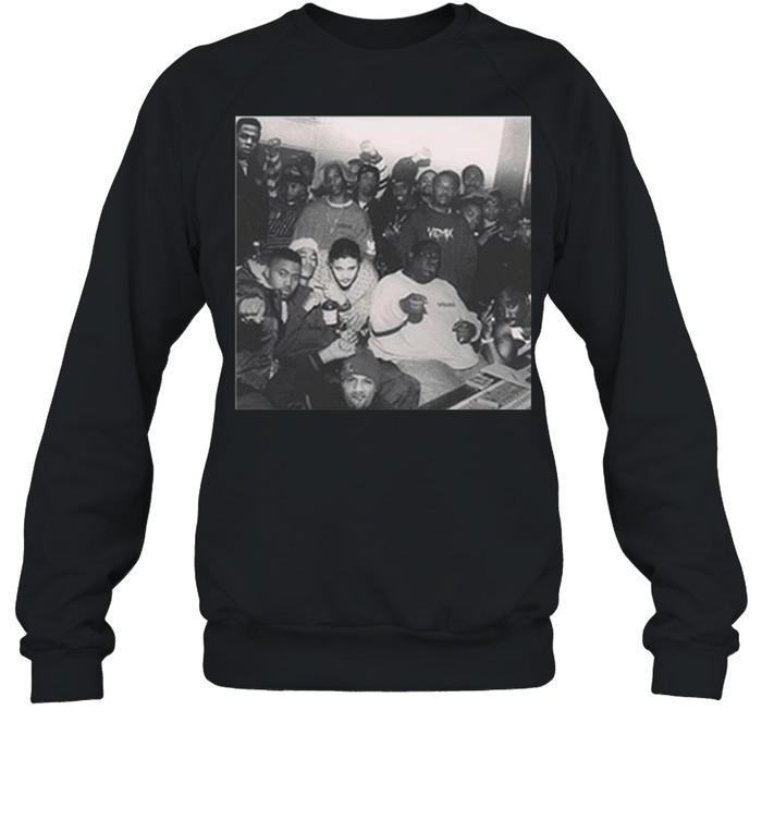 Tupac And DMX 2021 shirt Unisex Sweatshirt