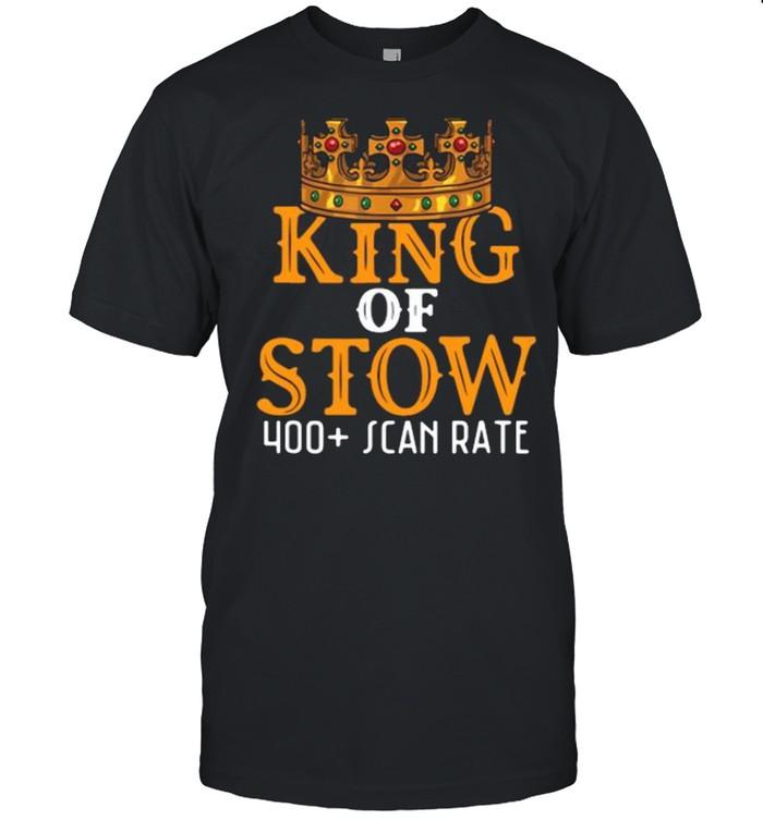 King Of Stow 400 Scan Rate shirt Classic Men's T-shirt