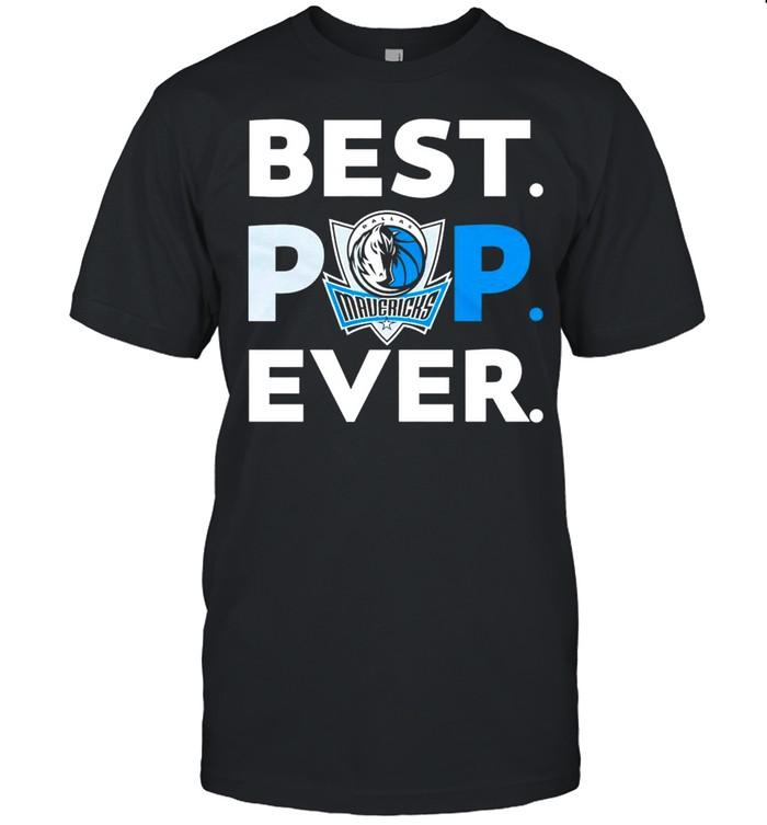 NBA Dallas Mavericks Best POP Ever shirt Classic Men's T-shirt