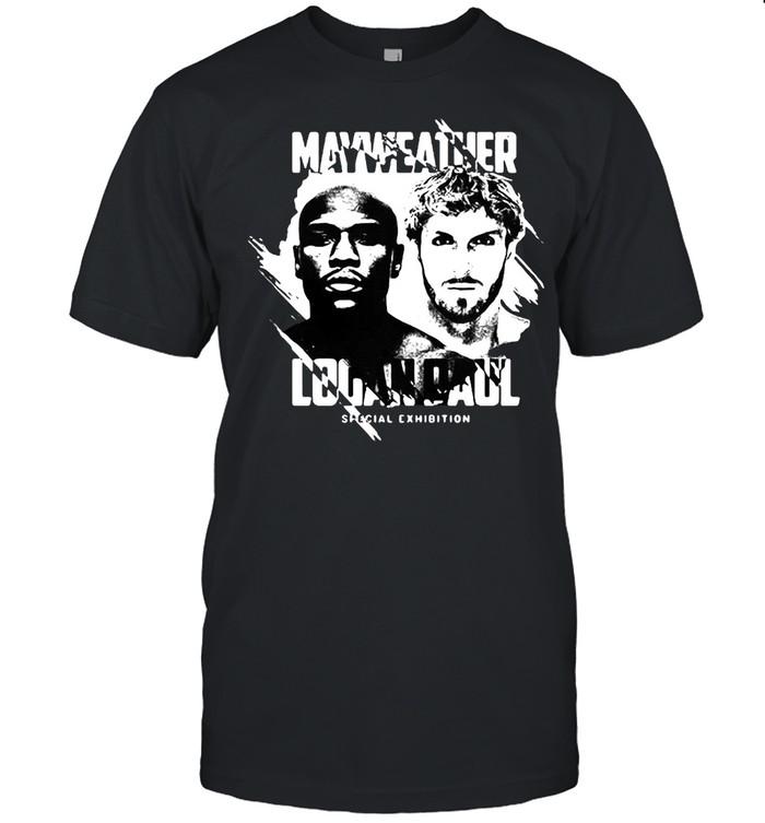Mayweather Logan Paul Special Exhibition T-shirt Classic Men's T-shirt