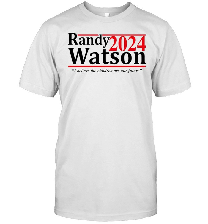 I believe the children are our future Randy Watson 2024 shirt Classic Men's T-shirt