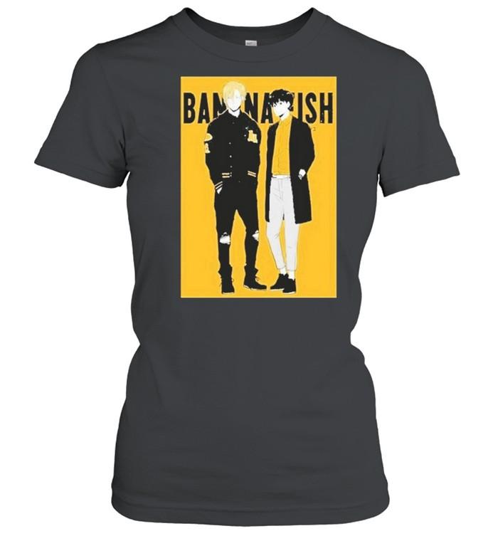 Banana Fish shirt Classic Women's T-shirt