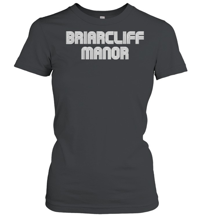 Briarcliff Manor VintageT- Classic Women's T-shirt