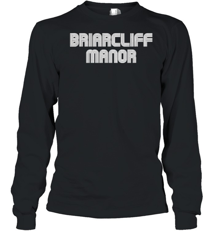 Briarcliff Manor VintageT- Long Sleeved T-shirt
