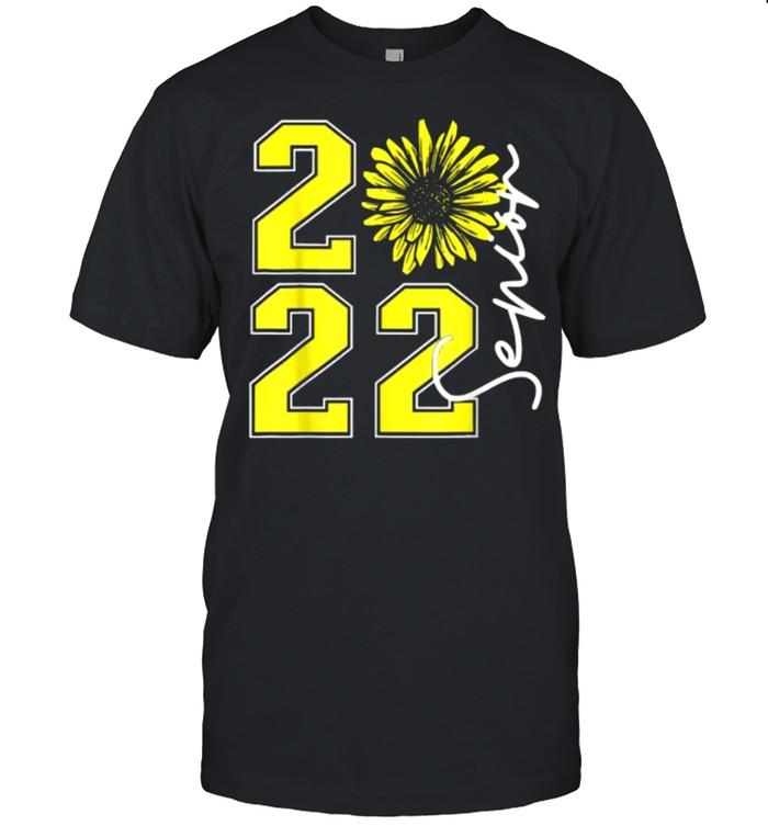 Class of 2022 Sunflower Seniors Graduation 2022 T- Classic Men's T-shirt
