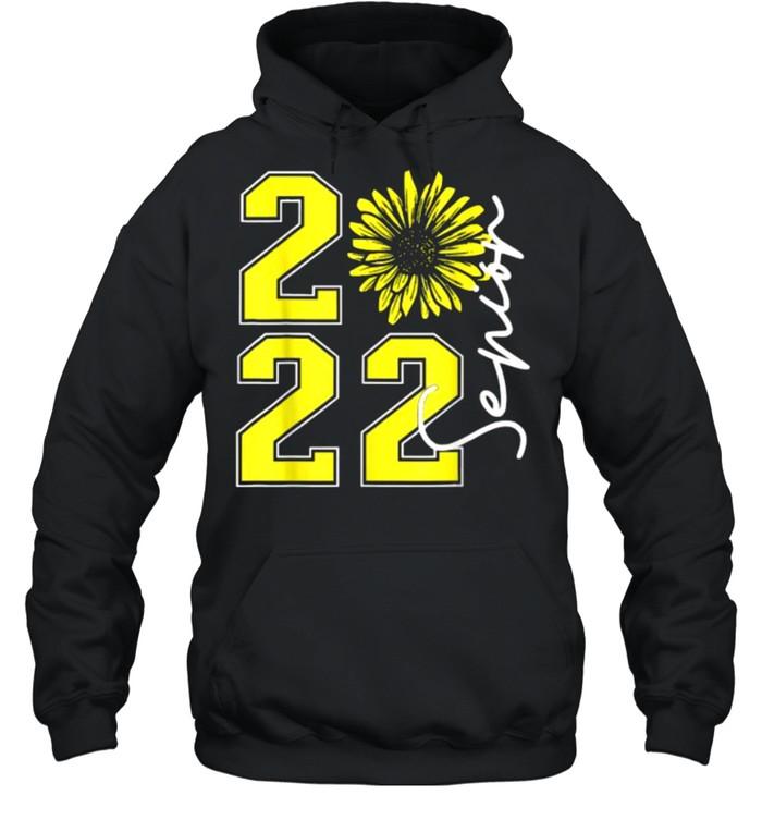 Class of 2022 Sunflower Seniors Graduation 2022 T- Unisex Hoodie