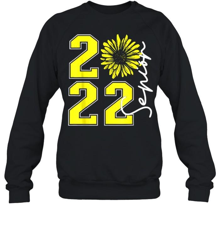 Class of 2022 Sunflower Seniors Graduation 2022 T- Unisex Sweatshirt