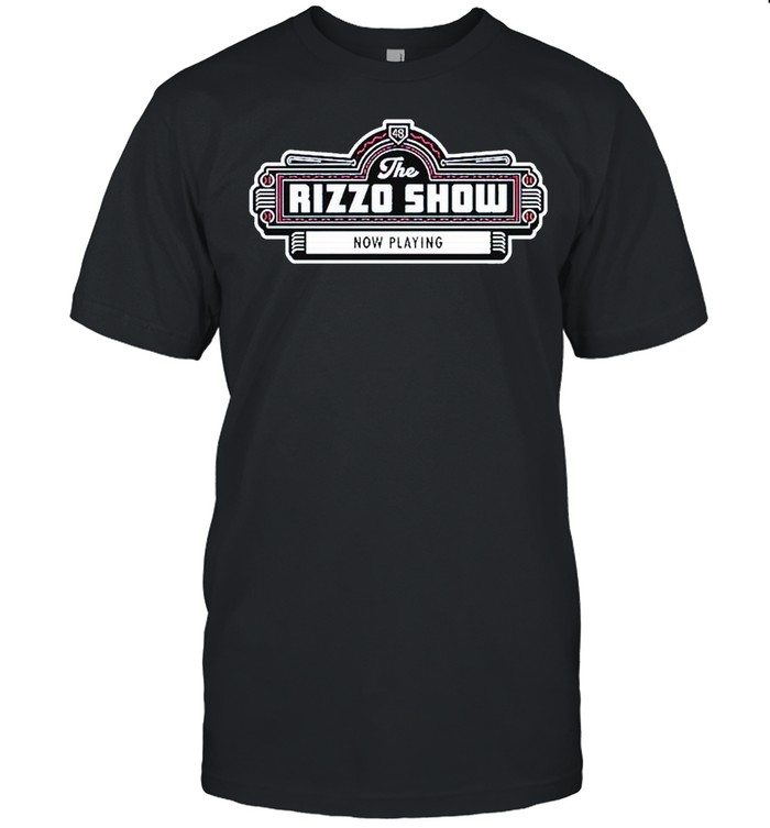 The Anthony Rizzo show now playing shirt Classic Men's T-shirt