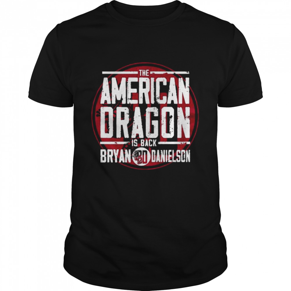 The American Dragon is Back  Classic Men's T-shirt