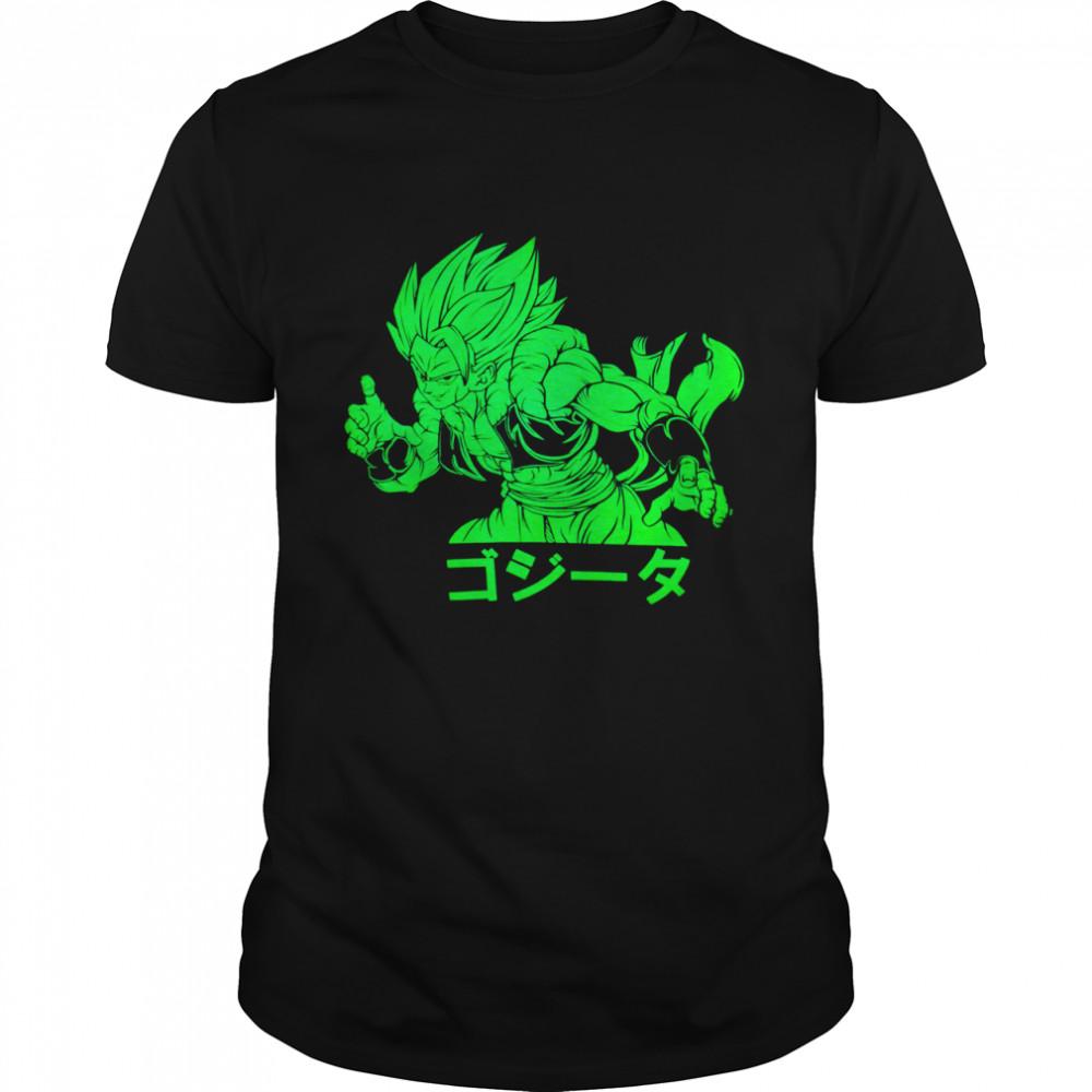 Gogeta Graphic shirt Classic Men's T-shirt