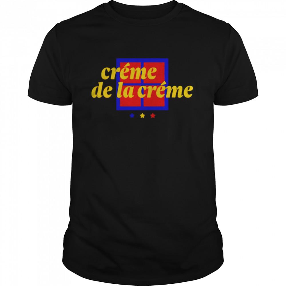 Creme de la creme shirt Classic Men's T-shirt