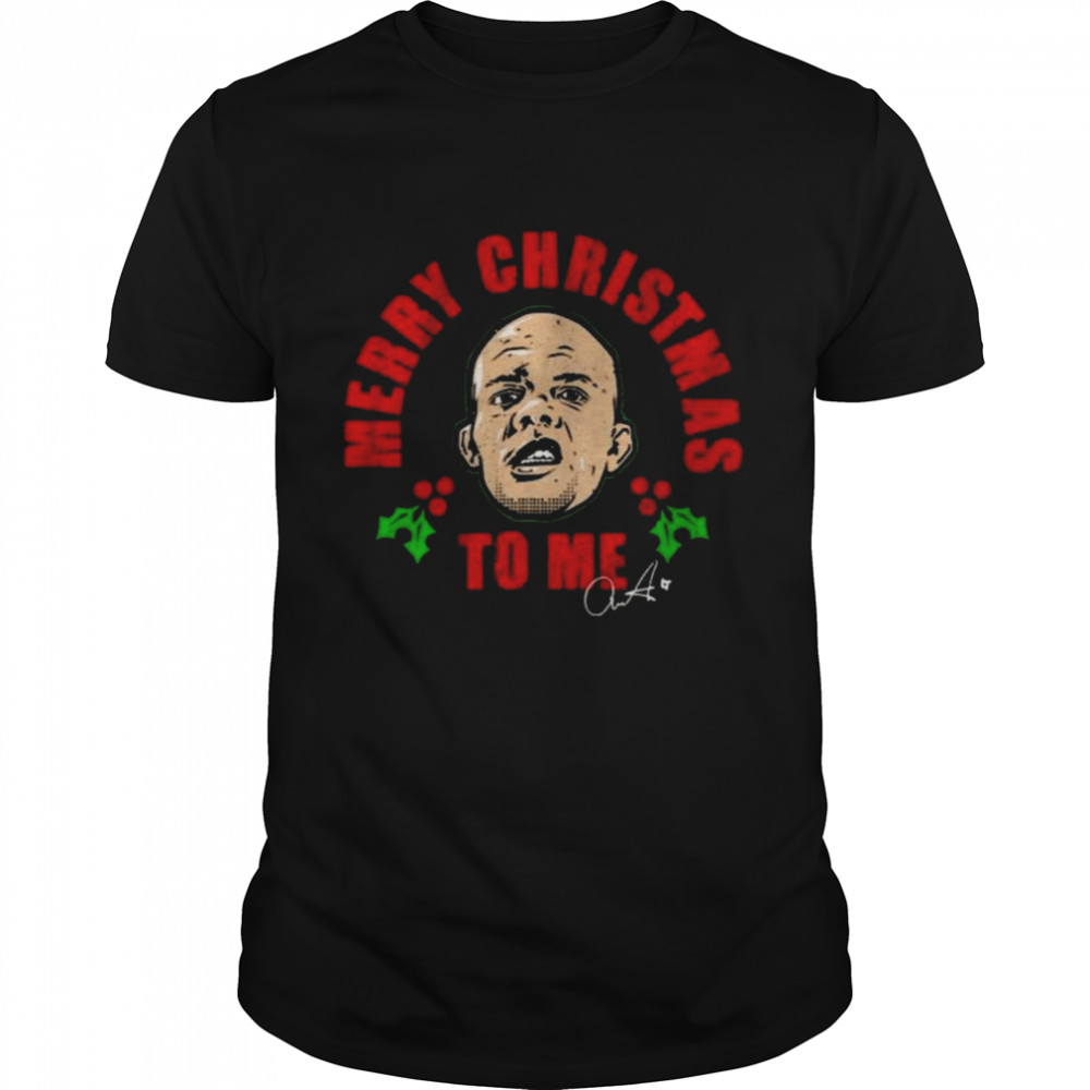 Anthony Smith Merry Christmas to Me  Classic Men's T-shirt